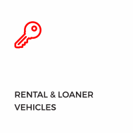 RENTAL & LOANER VEHICLES