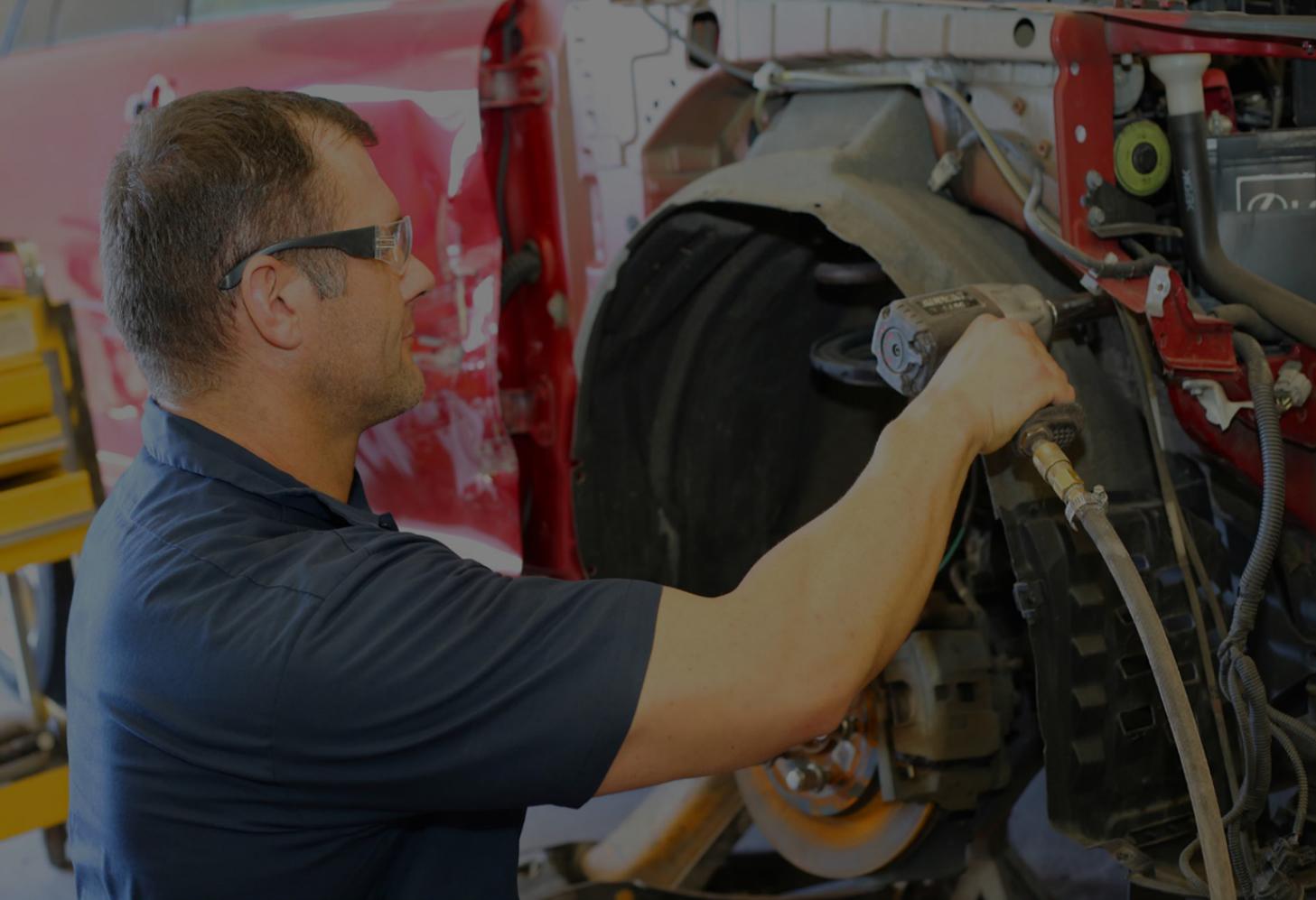 Fine Line Auto Body Shop Columbus Ohio Collision Repair